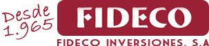 Logo de FIDECO